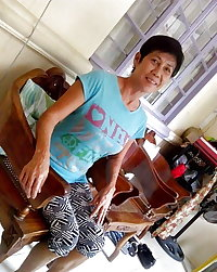 Thin Filipino Granny