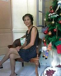 Thin Filipino Granny