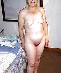 Really horny granny - N. C.
