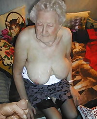 real old granny two