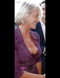 Helen Mirren super hot granny