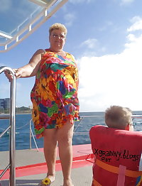 Russian grandma Galina from Great Ustyug