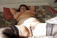 Busty Curvy Mature Wife Theresa