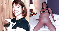 Mature Women Dressed & Undressed 4
