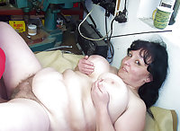 Hairy Moms And Grandmas 46