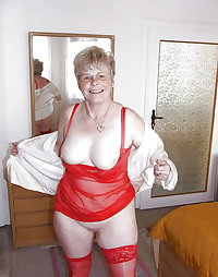 Sexy Grannies and Matures I stumbled across