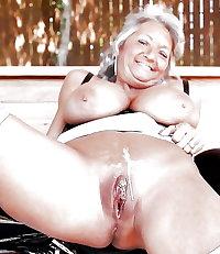 Granny Gash GILF's - 140 by JH