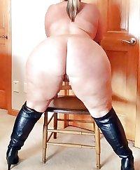 mature asses & granny butts big bold beautiful