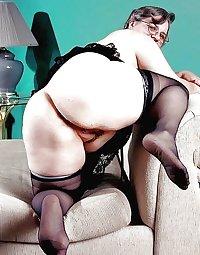 Granny butt 2