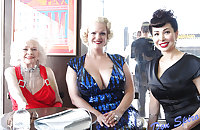 One hot and classy grannies