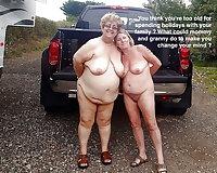 captions part 7 : moms, aunts, grannies, boys