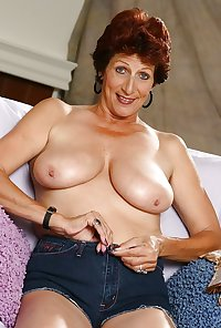 Granny Sally from OlderWomanFun