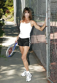 fuckable old whore after tennis