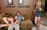 Female Cheaters Old and Young