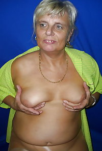 Granny, old and fat