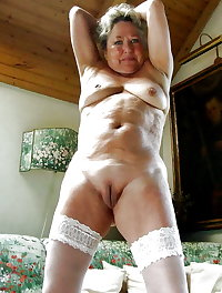 old and wise? experienced and horny!